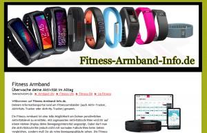 fitnessarmband