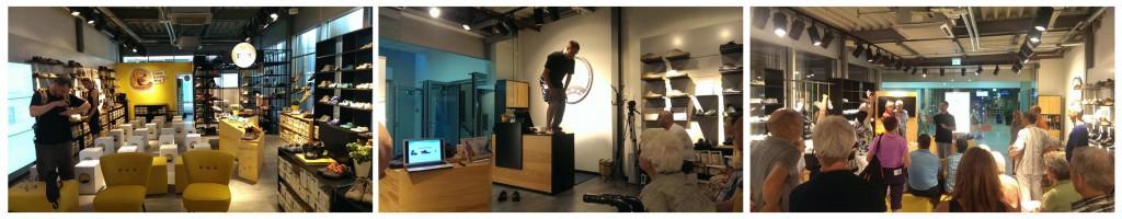 Ballengang Bär Schuhe Vortrag B