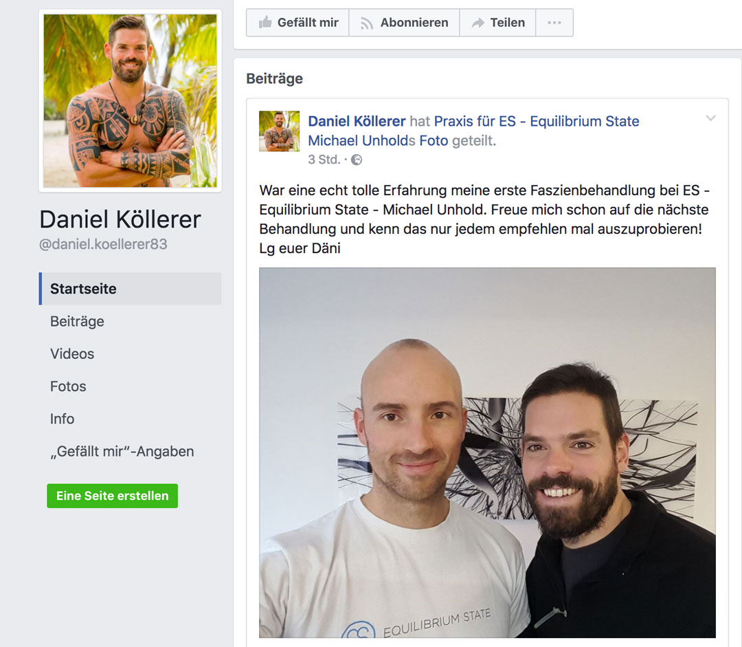 Daniel Koellerer Equilibrium State Faszien web